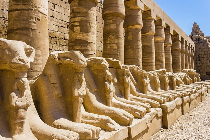 2 Nights Luxor and Aswan on Nile Cruise includes Tours from hurghada