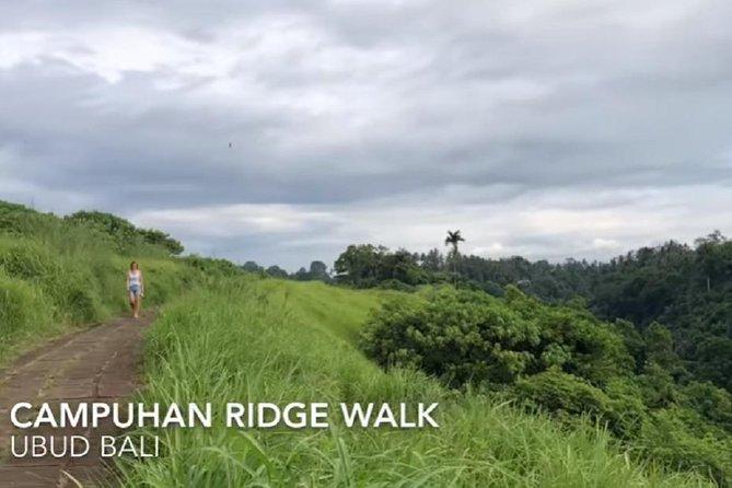 Bali Ubud Herbal Ridge Walk Private Tour - by En-Dag