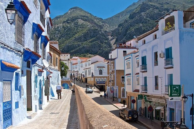 Full Day Chefchaouen & Akchour Waterfalls From Tetouan