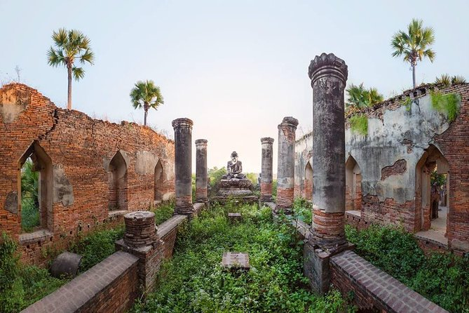 4 Ancient cities ( Outside Mandalay)
