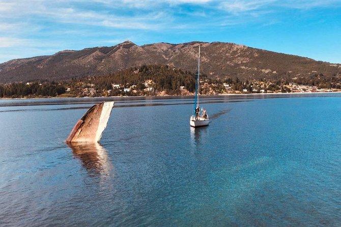 Sailboat in Bariloche