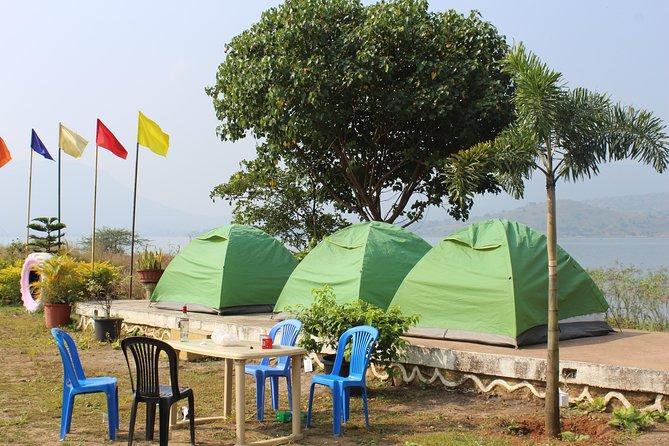 Pawna Lake Camping - With Kayaking, ATV Ride and Dirt Biking