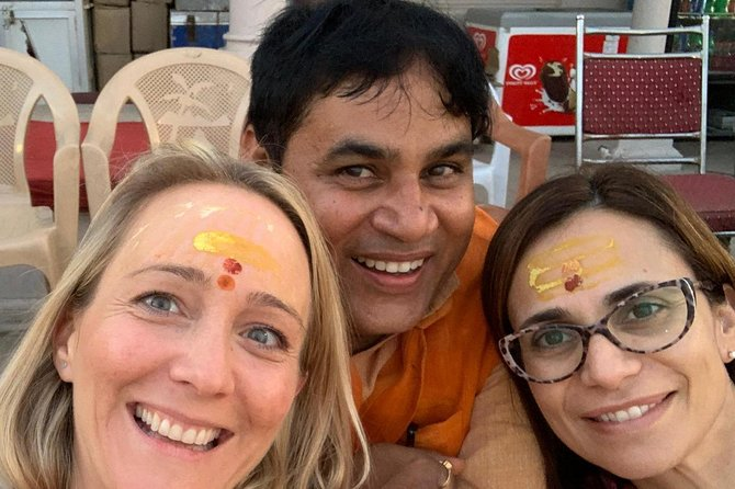 Private tour of Varanasi with official tour guide