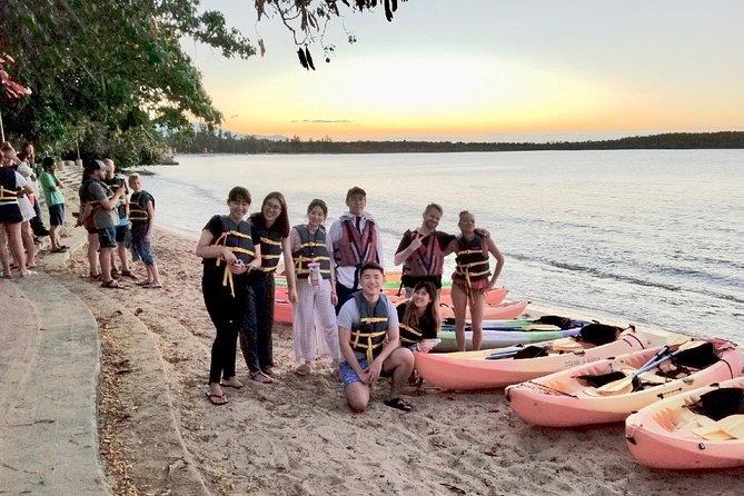 Sunset Bioluminescent Bay Kayaking