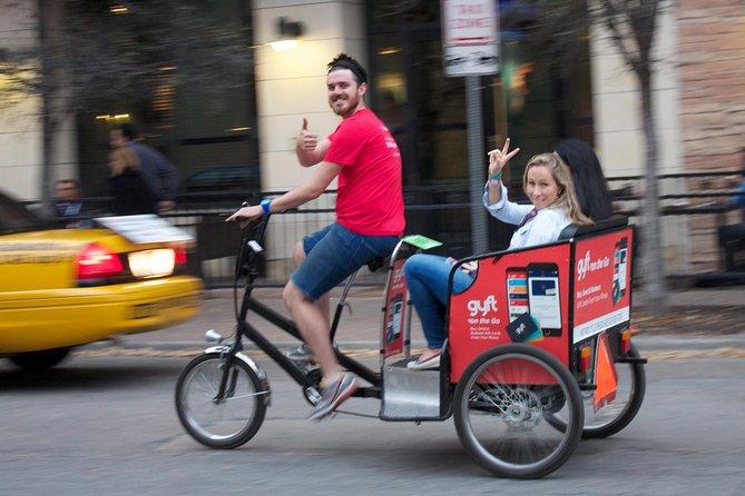 Historic Austin Private Pedicab Tour