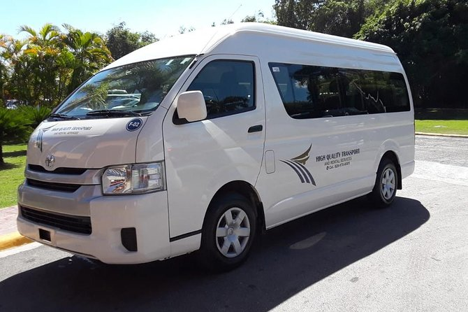 Uvero Alto airport Transportation, transfer, taxi and Shuttle Round trip
