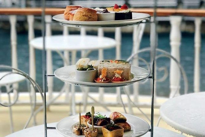 Brisbane River High Tea Cruise