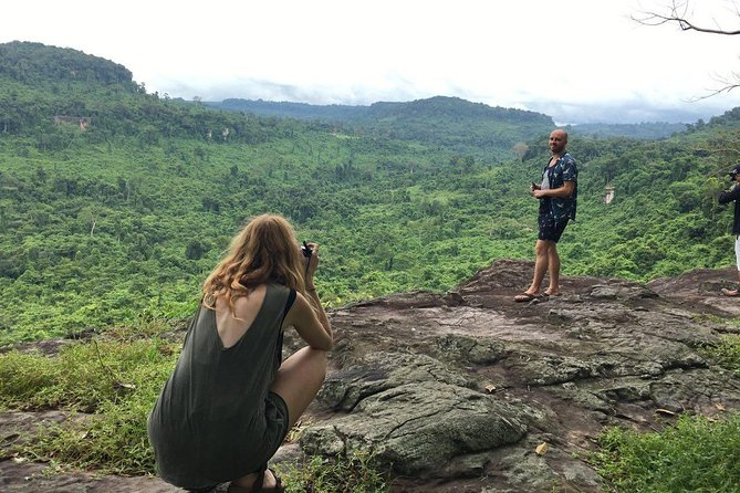 Full Day Phnom Kulen Trekking Tour with local guide