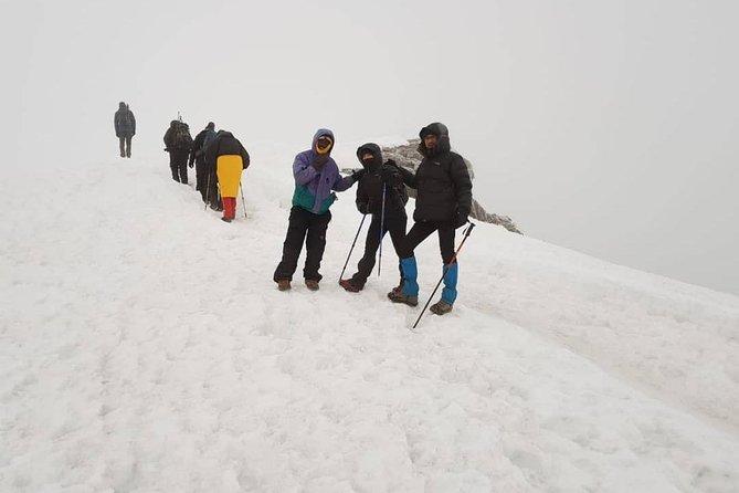 Mt Kilimanjaro Climbing; 7 Days Lemosho Route