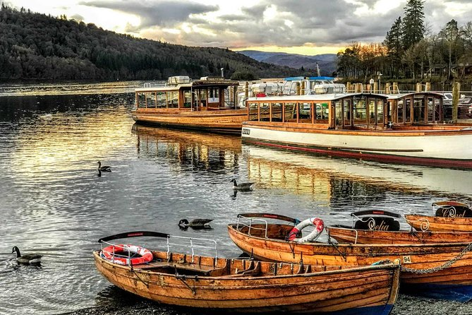 Lake District Adventure Sightseeing Day Trip from Liverpool