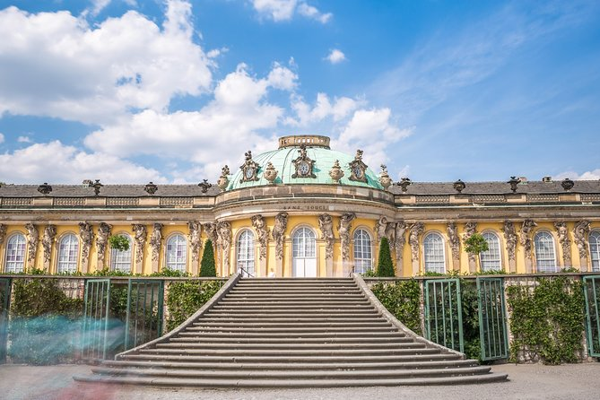 Potsdam: Private Tour with a Vehicle – Time for Palace Entries Included!
