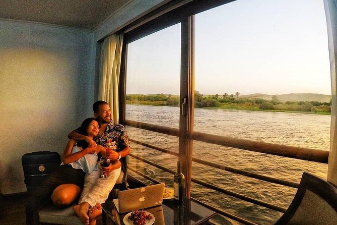 Sailing Nile cruise from Luxor 3 nights