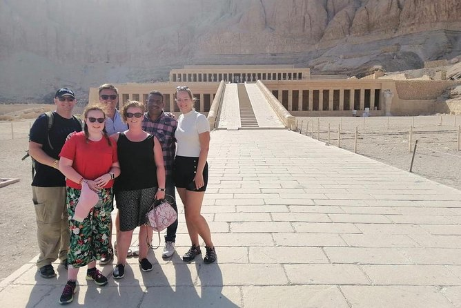 private guided Day Tour to East and West Banks in Luxor