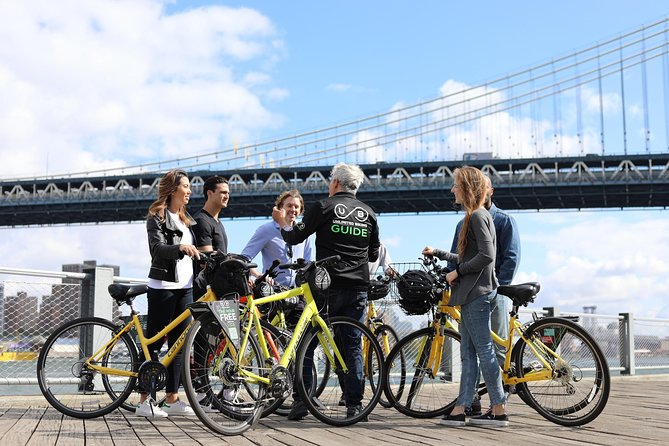 New York City: Brooklyn Bridge & Waterfront Bike Tour (2 Hours)