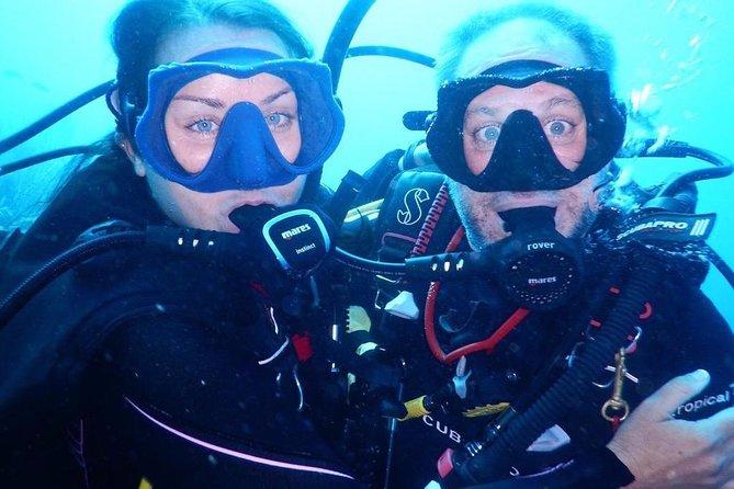 2 Tank Discover Scuba Diving Culebra-check in at 7:30am