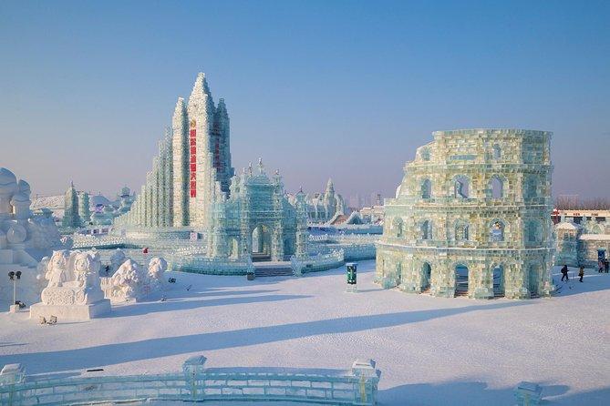 Private Winter Harbin Tour (1 Full day)