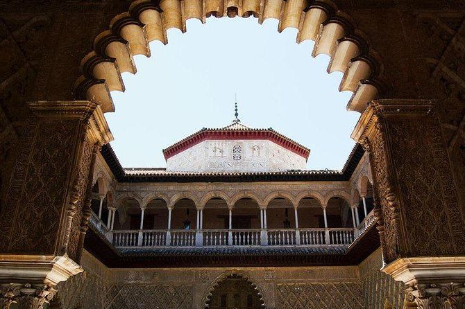 Alcázar of Seville private tour