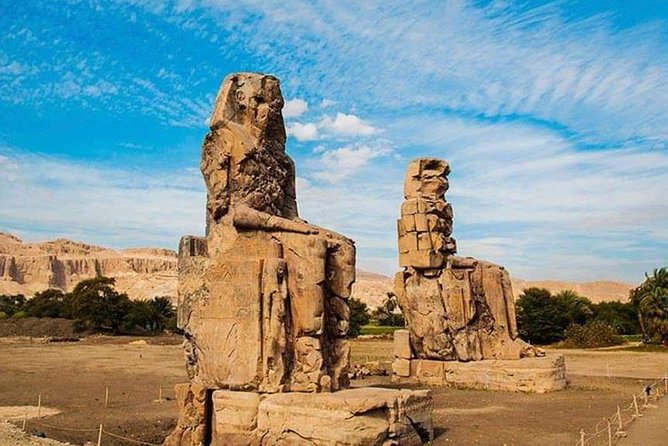 4 Day Nile Cruise Tour from Aswan to Luxor