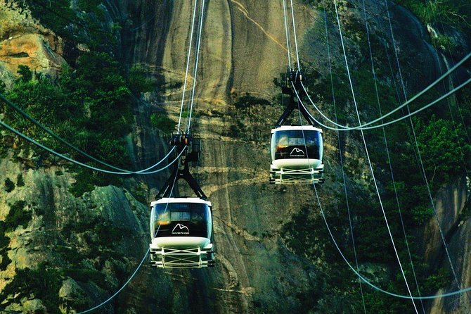 Rio de Janeiro, visit Sugar Loaf with Quick Access and transfer