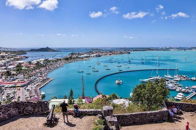 St Maarten and St Martin Megga Tour