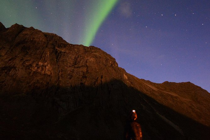 Tromso: Small Group Customised Northern Lights Hunt (max 6 guests)