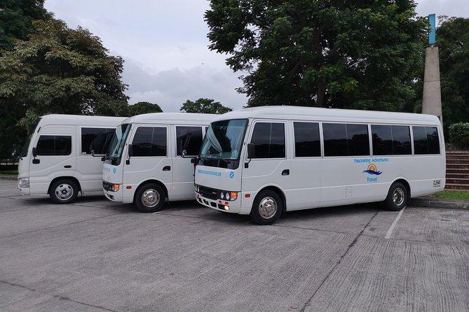 Transfer Port of Colón-Tocumen International Airport or Panama City
