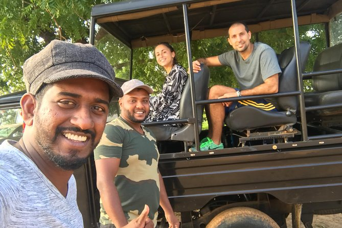 Safari at Wilpattu National Park from Negombo (Private Day Tour)