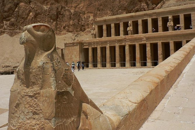Amazing Day Tour to Luxor from Hurghada with Hotel Pickup and Lunch