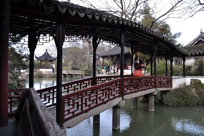 Suzhou Private Day Tour by Limo From Shanghai