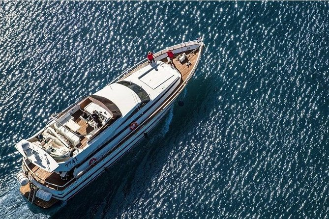 New Year's Eve Luxury Yacht Cruise