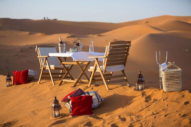 3 Days Trip To Morocco : Tour From Fes To Marrakech Via The Desert Of Merzouga