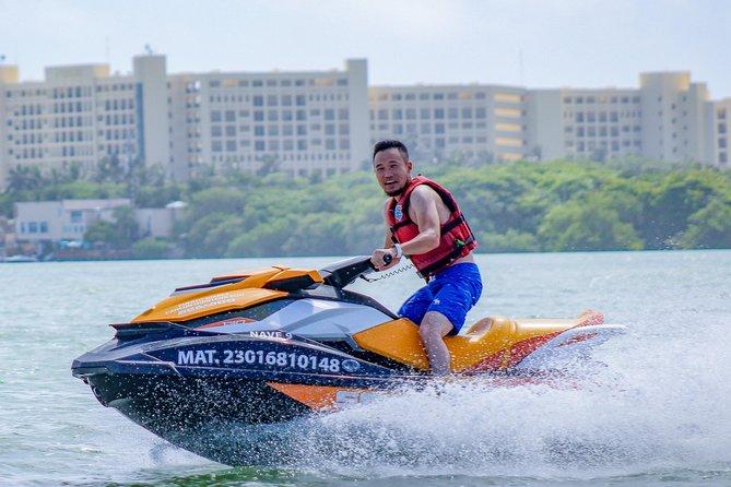 Jet Ski Cancun Rentals 60 Minutes
