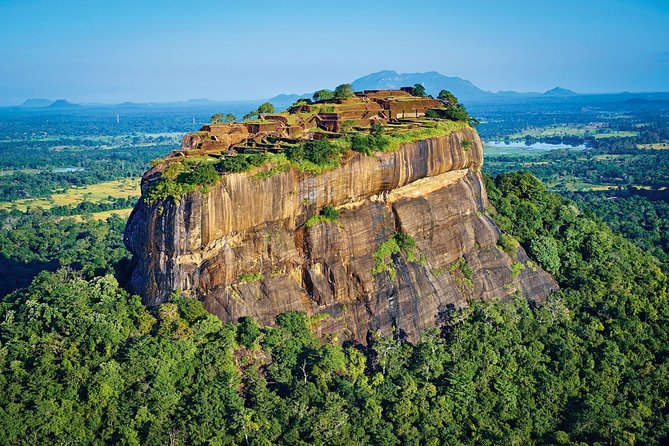 Private Day Tour to Sigiriya Rock Fortress And Dambulla From Anuradhapura.
