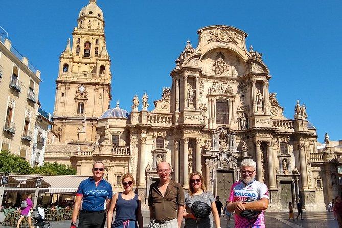 Murcia City Bike Tour