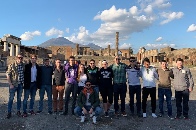 Pompei VIP: Skip the line with your Archaeologist