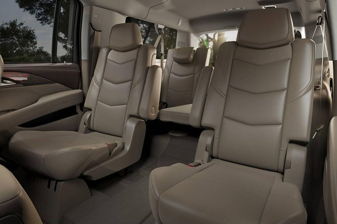 Private Transfer Palm Springs/San Diego to Los Angeles LAX by Executive SUV