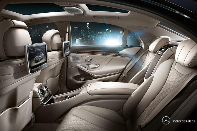 Private Transfer Palm Springs/San Diego to Los Angeles LAX by Luxury Car