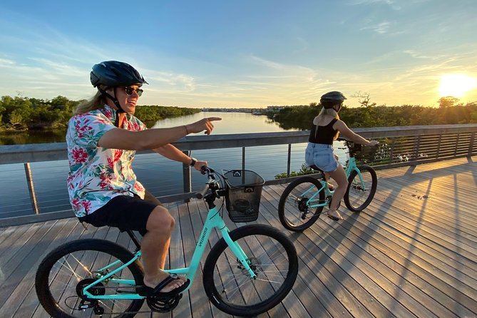 Guided Bike Tour - Downtown Naples Florida