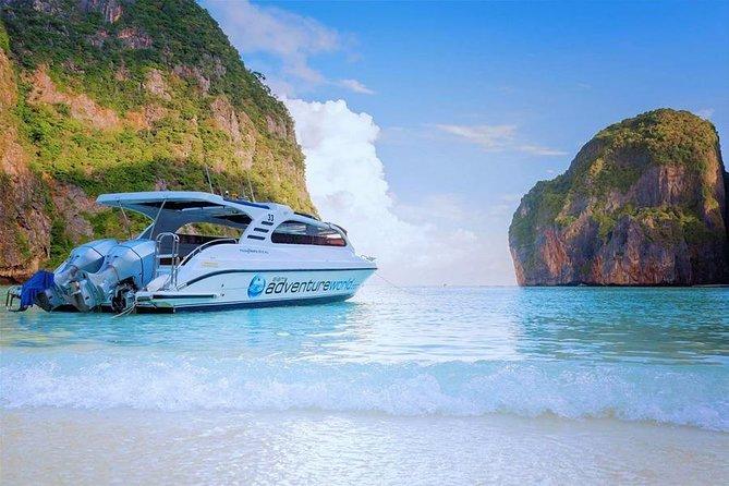 Phi Phi Khai Maiton By Speed Boat Tour