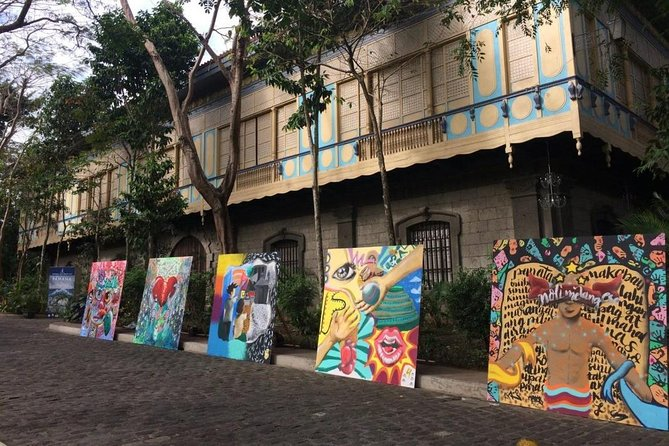 Bacolod Contemporary Art Tour