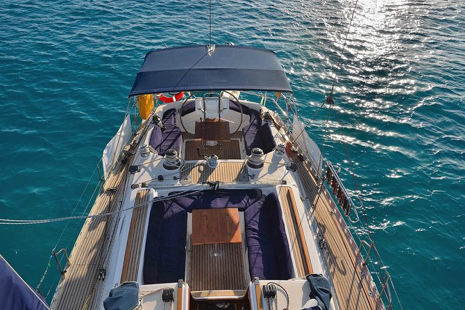 Walks Routes and Excursions in Sailboat, La Manga