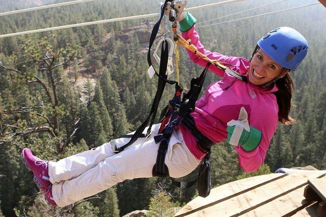 Fins Course Scenic Zipline Tour