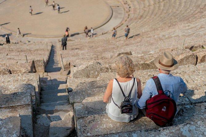 4-Day Classic Greece Private Tour: Epidaurus, Mycenae, Olympia, Delphi, Meteora