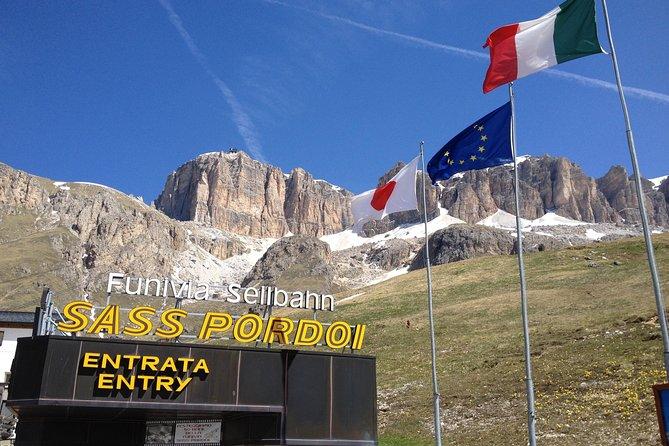 Dolomiti complete starting from Cortina d'Ampezzo