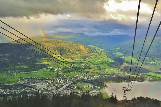 PRIVATE GUIDED TOUR: Round trip to VOSS, with Cable Car ride, 7 hours