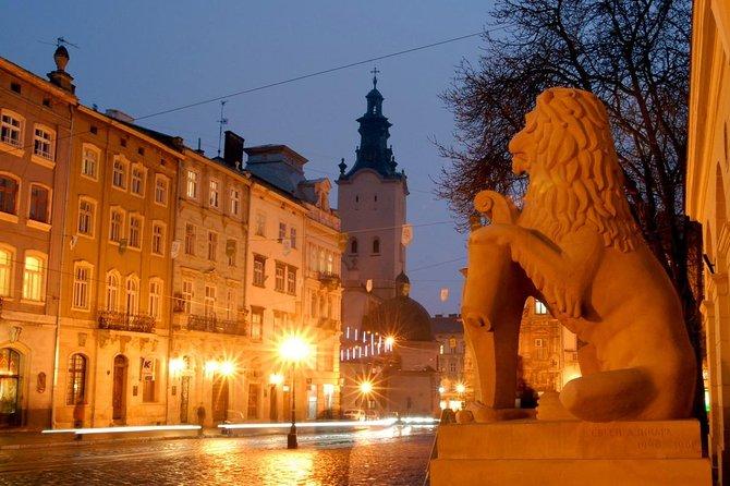 "Walking tour ""Discover Lviv"""