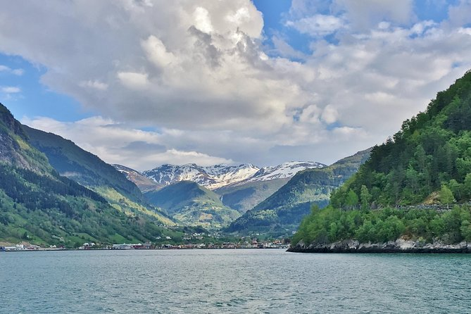 PRIVATE GUIDED TOUR: King of the Fjords – round trip to the Sognefjord, 11 hours