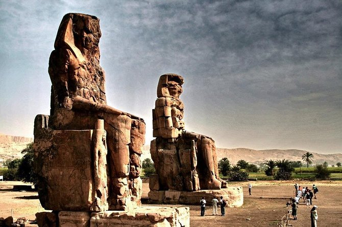 Private Day Tour to Luxor from Hurghada with Hotel Pickup and Lunch