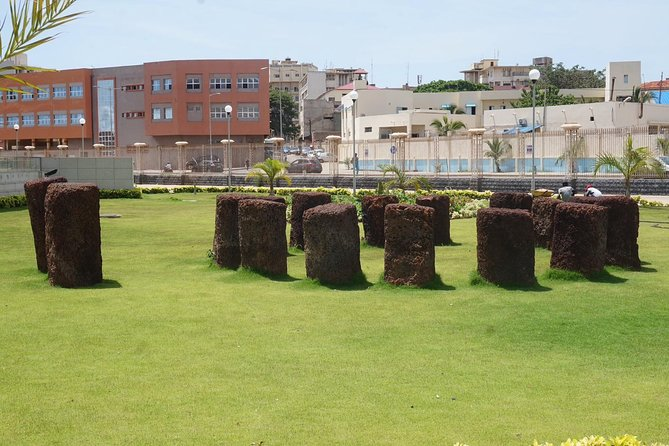 2 Days VISIT Dakar CITY, Gorée ISLAND - PINK LAKE, Parc Bandia