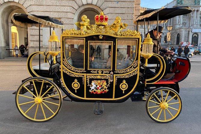Imperial E-carriage ( Sapphire Tour )